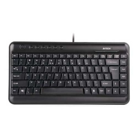 A4tech KLS-5 USB Mini Keyboard