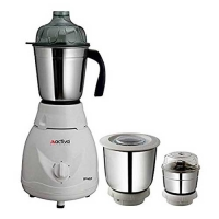 Activa Pluto Plus 550 Watt 3 Jar Mixer Grinder