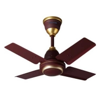 Anchor 24 Lamini Ceiling Fan Brown