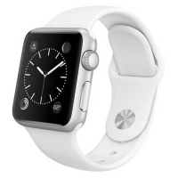 Apple Sport 38 mm White Aluminium Case Smartwatch