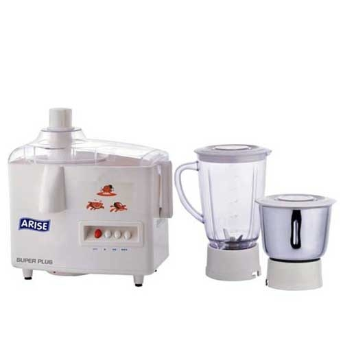 Arise 2 Jar Super Plus Juicer Mixer Grinder