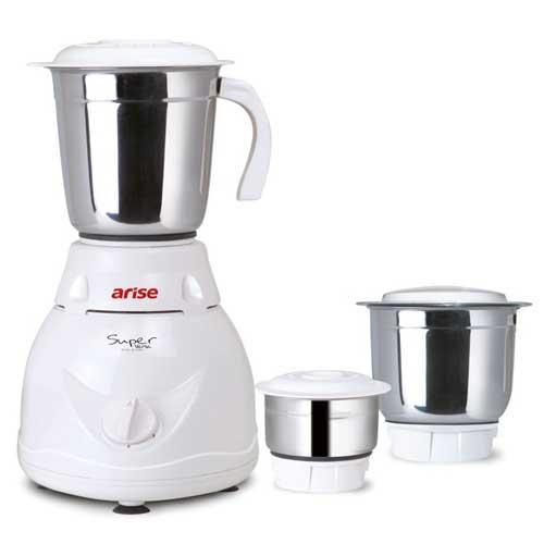 Arise 3 Jar Super Versa Mixer Grinder