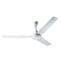 Bajaj 1200 mm Bahar White Ceiling Fan