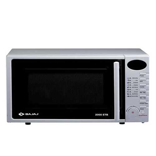 Bajaj 2005etb Grill Microwave Oven Full Specs Price