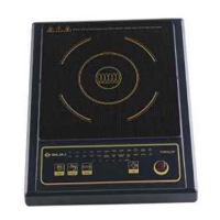 Bajaj Popular Ultra 1400 W Induction Cooker