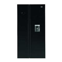 Beko Refrigerator 558 Ltr Side by Side