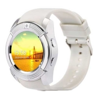 Bingo C6 Silver Smart Watch