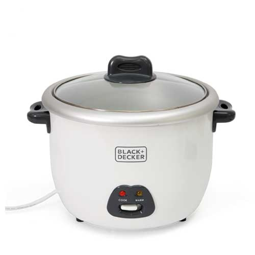 Black & Decker 1.8L Rice Cooker RC1850-B5
