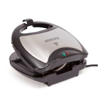 Black & Decker TS2020-B5 Sandwich Maker Gril