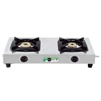 Black Pearl Eco 2 Burner Manual Gas Burner