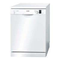 Bosch Dish Washer SMS50E92GC
