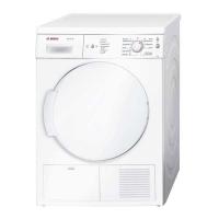 Bosch Serie 4 Condenser Dryer WTE84106GC