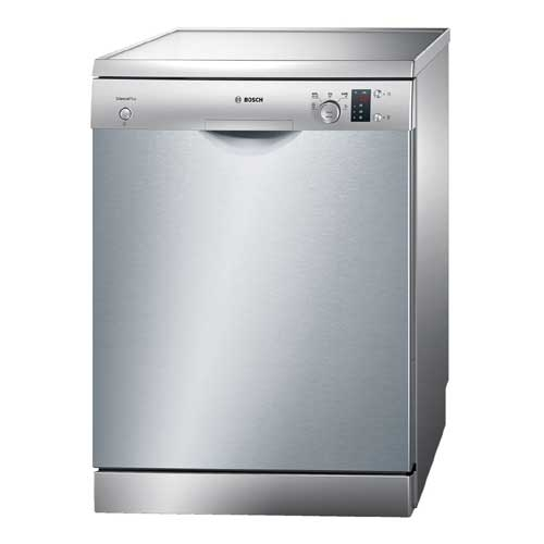 Bosch Serie 4 Free-standing Dish Washer Silver Inox SMS50D08GC