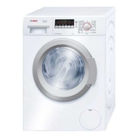 Bosch Series 4 Automatic Washing Machine WAK24210GC 8KG