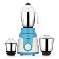 Boss NA 400 Watt 3 Jar Mixer Grinder