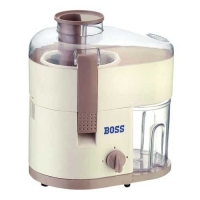 Boss Trendy Extractor Juicer Beige