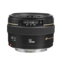 Canon EF 50mm F1.4 USM Camera Lens