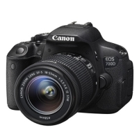 Canon ESO 700D DSLR Camera