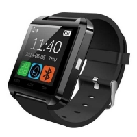 Epresent Black Smart Watch