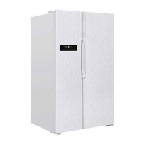 Gree GRF658W 630 Ltrs Refrigerator