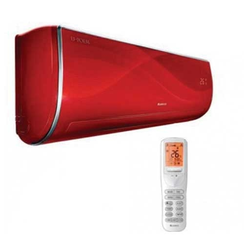 Gree GS-12UG U-Poem Red (1.0 TON) Split AC