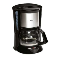 Havells 0.65 Ltr Drip Cafe Coffee Maker Black
