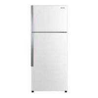 Hitachi Refrigerator R T380EUN1K Silver
