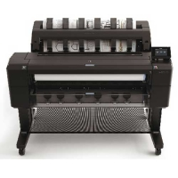 HP Designjet T1500 36-in ePrinter Series