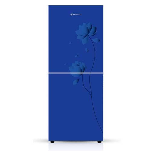 Jamuna JE-2F8 CD Blue Lily Leaf Refrigerator