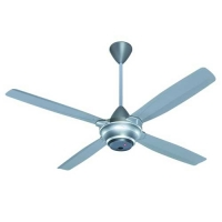 KDK Remote Controlled Ceiling Fan M56SR Silver