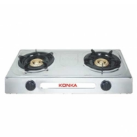 Konka Gas Stove KLPG210LP (LPG Double Burner)