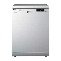LG 14 Place Setting D1451WF Dishwasher