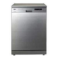 LG 14 Place Setting D1452CF Dishwasher