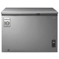LG 190 Liter Chest Freezer Silver