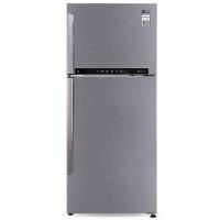 LG 437 Liter No-Frost Refrigerator Shiny Steel