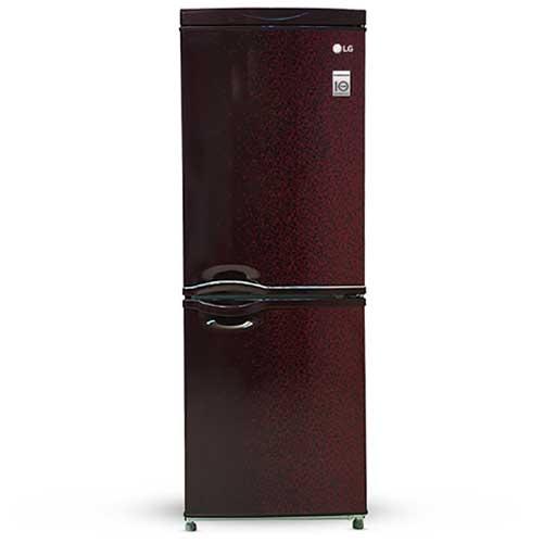 LG Frost Refrigerator 227 Liter Wine Crystal