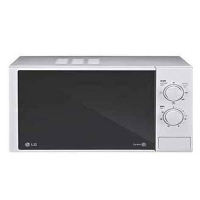 LG Microwave Oven MH6323DAR