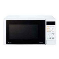 LG Microwave Oven MS2342D
