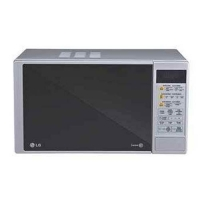 LG Microwave Oven MS2343DAR