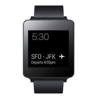 LG W100 Smart Watch