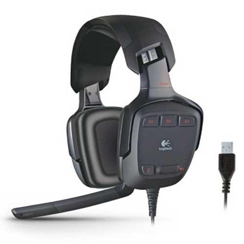 Logitech Gaming Headset G35