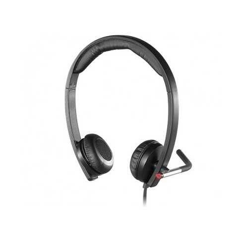 Logitech H650E USB Headset