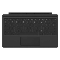 Microsoft Surface pro 4 Black Inbuilt Keyboard