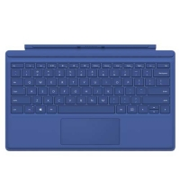Microsoft Surface Pro 4 Blue Inbuilt Keyboard
