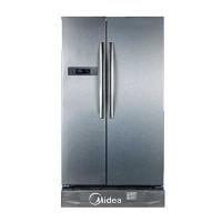 Midea HD698WE N Refrigetor