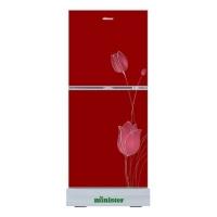 Minister M-165 RED POPPY Refrigerator