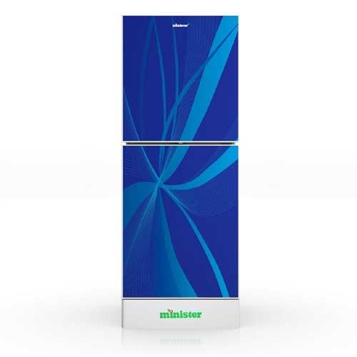 Minister M-222 DEEP BLUE Refrigerator