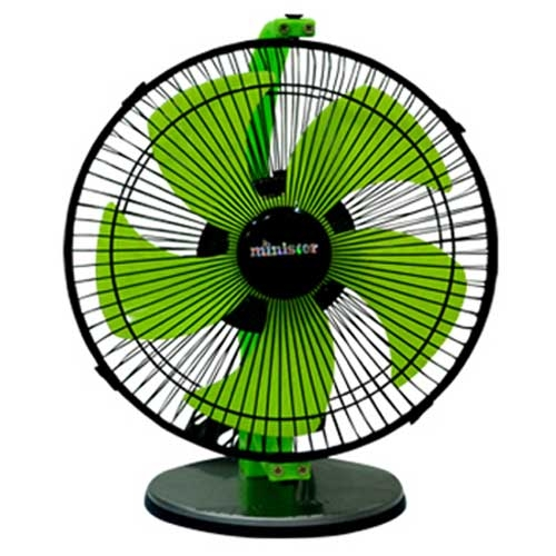 Minister M-High Speed Table Fan 9″