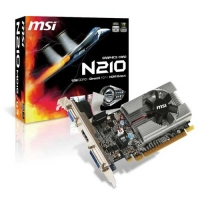 MSI N210-MD1G D3 Graphics Card