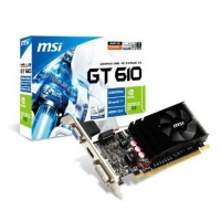 MSI N610 2GB Graphics Card